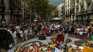 Barcelone se recueille