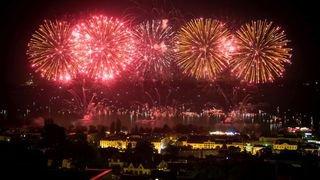 La Fête du 1er août à Neuchâtel