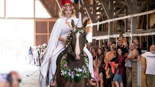 La Miss Semaine du cheval 2018 élue à la franc-montagnarde