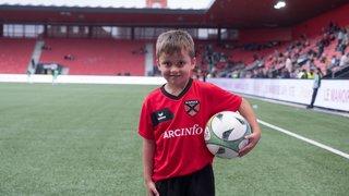 Arcinfo Kids: Neuchâtel Xamax - FC St-Gall
