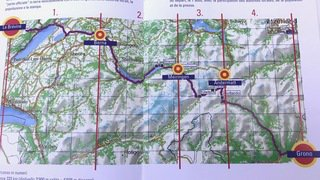 Une quarantaine de cyclistes vont relier les deux villages aux températures extrêmes