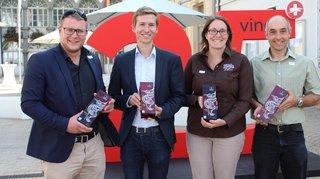 Mondial des Pinots: 25 médailles neuchâteloises