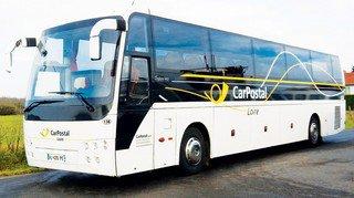 La Poste veut céder CarPostal France à Keolis, filiale de la SNCF