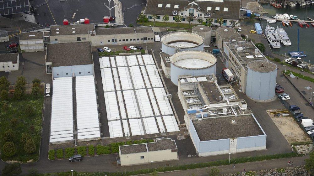 Une unité de traitement des micropolluants viendra compléter la step de Neuchâtel