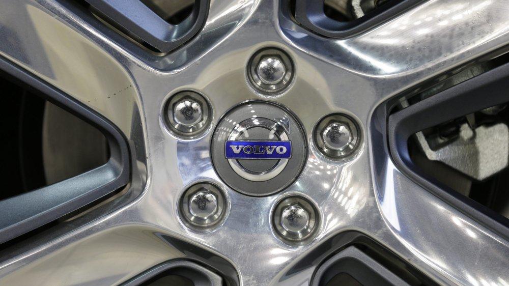 Les garages Volvo dans l'oeil de la justice neuchâteloise. (AP Photo/Matt Rourke)
