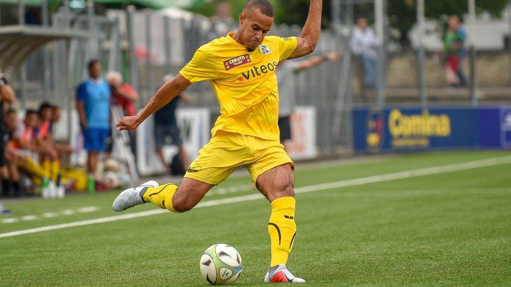Steven Ukoh est certain que la mayonnaise va prendre au FC La Chaux-de-Fonds.