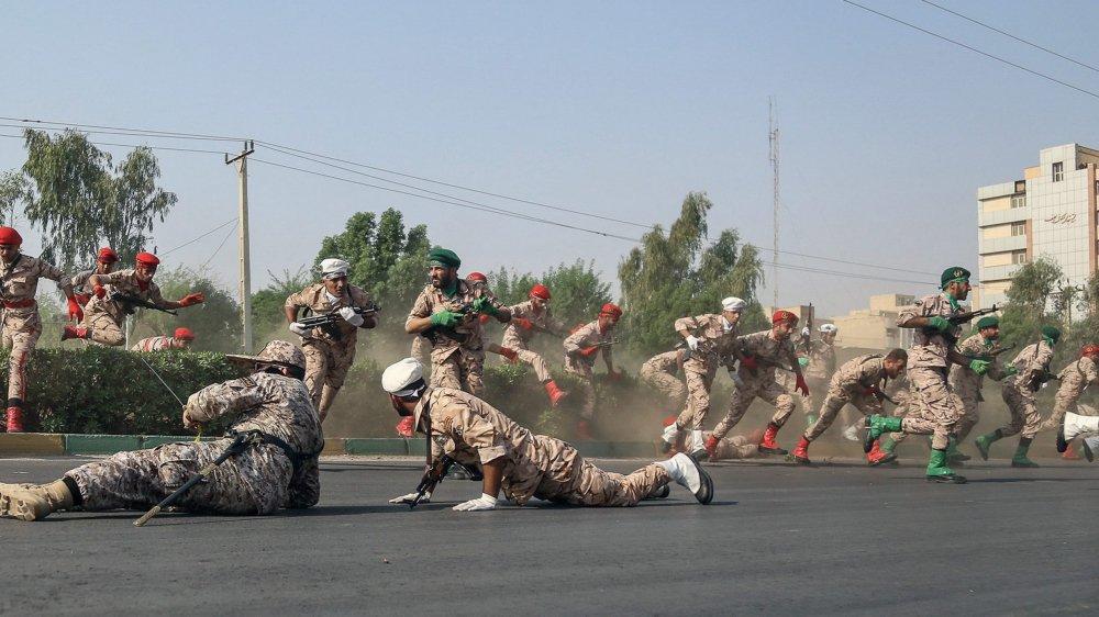 L'attaque du défilé militaire samedi a fait 29 morts.