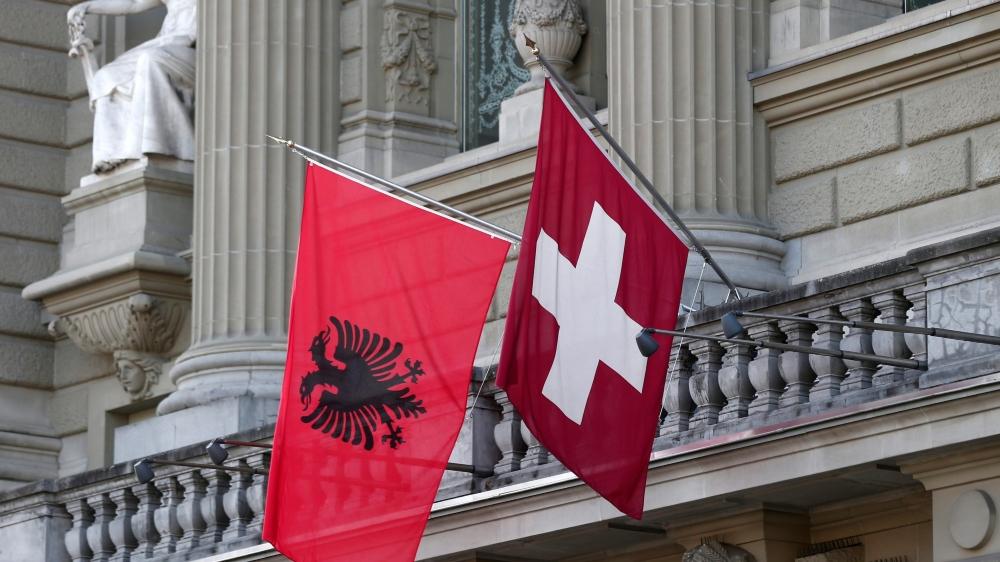 La Suisse compte quelque 250000 albanophones.