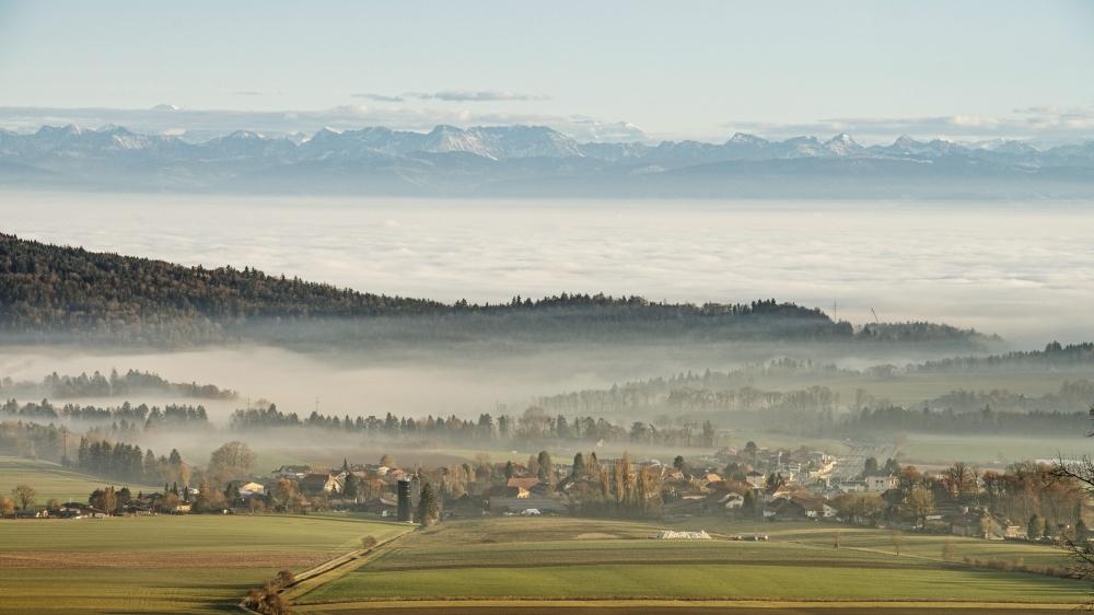 La FSP a consacré 420000francs aux paysages de Val-de-Ruz.
