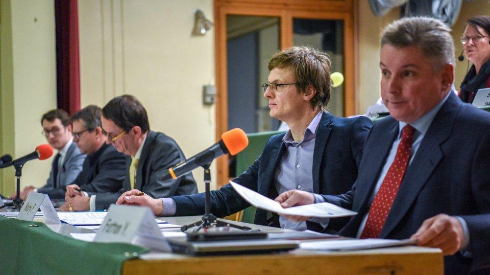 Le nouveau règlement sur le Conseil communal règle notamment la gestion des indemnités de fin de mandat.