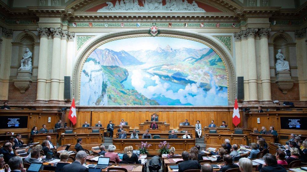 Le National a adopté, hier, la révision de la loi sur l'égalité.