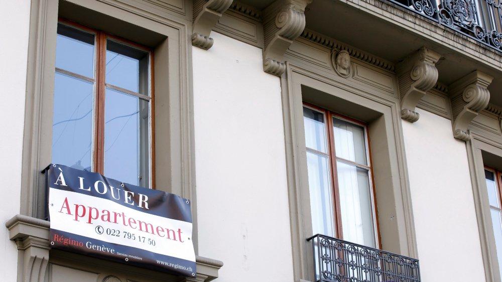 Les appartements inoccupés se multiplient en Suisse.