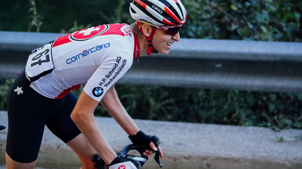 Igor Humbert a emprunté un parcours particulier pour rejoindre l'équipe de Suisse.