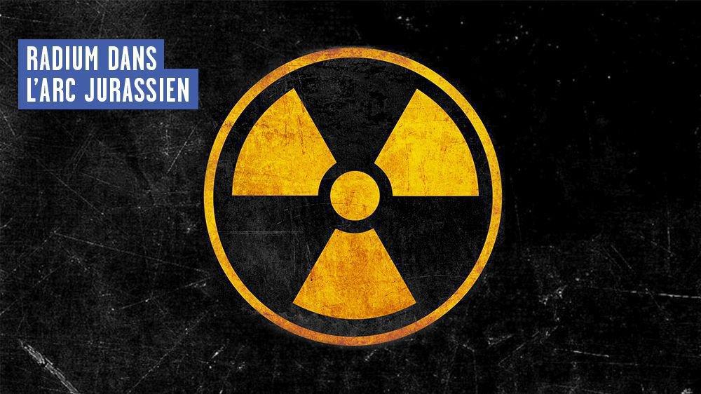 Des chiffres plus précis ont été récemment émis sur le nombre de sites contaminés au radium en Suisse et dans l'Arc jurassien. Pour rappel, le radium a une demi-vie de 1600 ans.