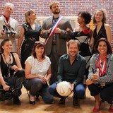 La Mouette joue L'Amour foot, de Robert Lamoureux