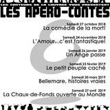 Apéro-Conte, une heure d'histoires...