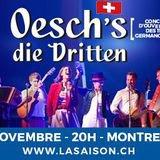 Oesch's die Dritten - Globetrotter Tour 2019