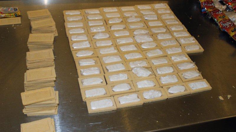 Le procès de quatre Neuchâtelois qui seraient impliqués dans un trafic international de drogue a commencé