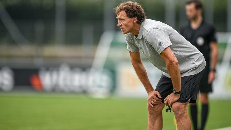 Joël Corminboeuf vit des heures très difficiles au FC La Chaux-de-Fonds.