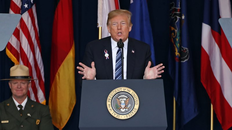 Point de vue de Rémy Cosandey: «Trump, fossoyeur de la planète»