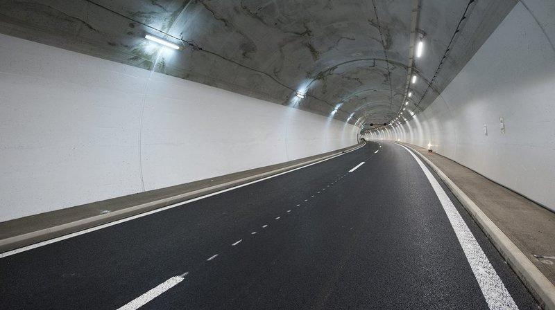 Tunnels sous la Ville de Neuchâtel réouverts après 1h30 de fermeture