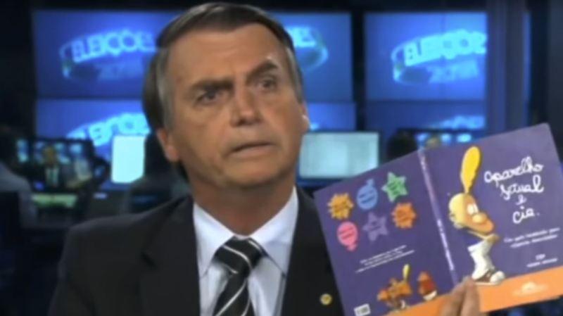 """Brésil: accusée de promouvoir l'homosexualité, la BD """"Guide du zizi sexuel"""" du Suisse Zep rééditée"""