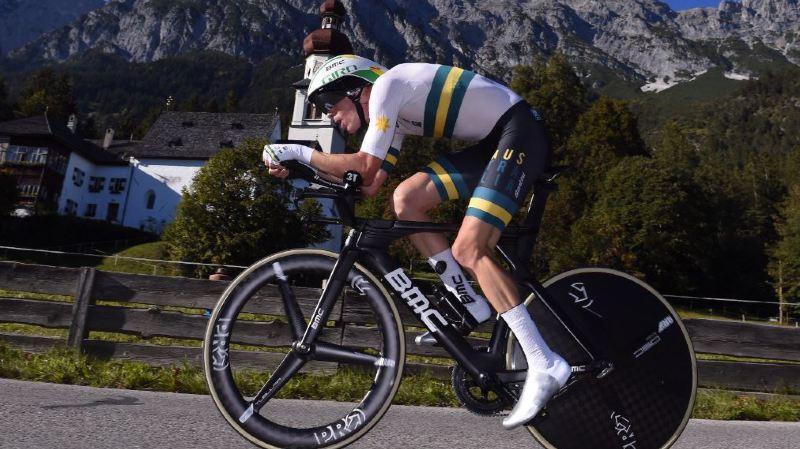Cyclisme: Rohan Dennis champion du monde du contre-la-montre, Stefan Küng 12e