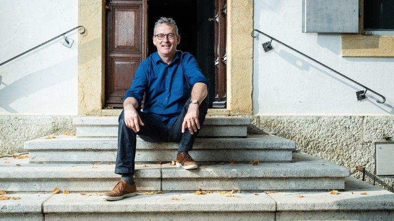 Martin Eugster, vivre en communauté religieuse et s'investir en politique