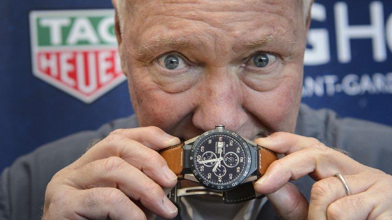 Horlogerie: Jean-Claude Biver se retire des opérations de la division montres de LVMH