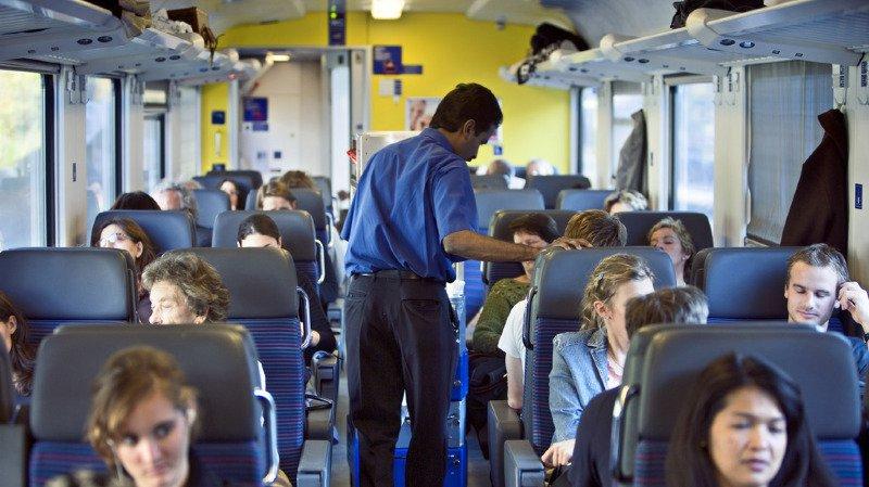 CFF: un service en ligne pour trouver plus facilement les places libres dans les trains