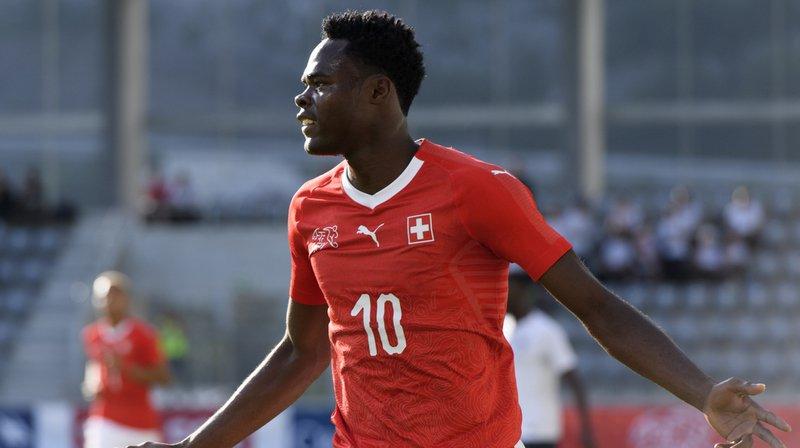 Football: Dimitri Oberlin, le prodige du FC Bâle, convoqué à la fois par le Cameroun et par l'équipe suisse M21