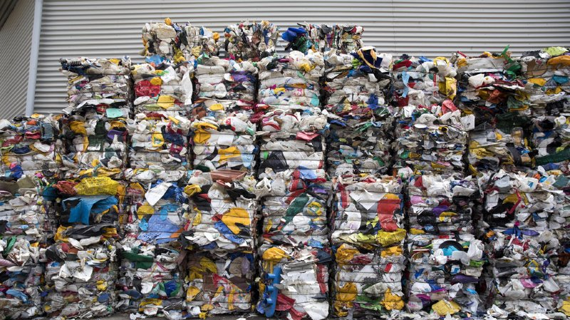 D'ici 2050, l'Afrique subsaharienne devrait plus que tripler le niveau de ses déchets et l'Asie du Sud plus que doubler. (illustration)