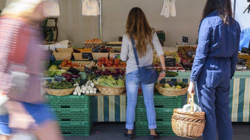 Votations fédérales: jeunes et femmes ont soutenu les initiatives sur l'alimentation et l'agriculture