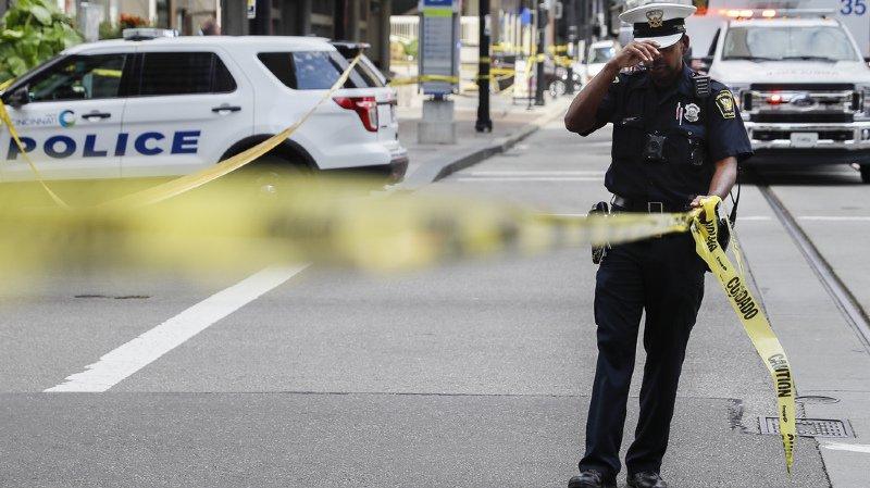 Etats-Unis: une fusillade dans une banque de Cincinnati fait quatre morts