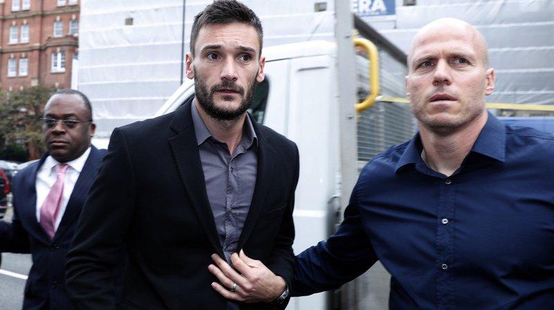 Alcool au volant: le gardien de foot Hugo Lloris 20 mois sans permis de conduire