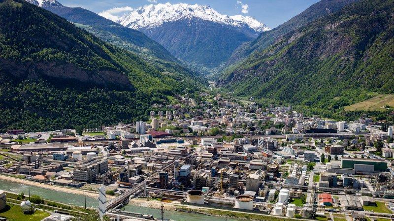 Chimie: Lonza investit 400 millions pour agrandir son site de Viège