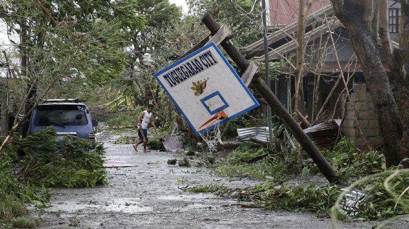 Philippines: le bilan monte à 30 morts après le passage du typhon Mangkhut