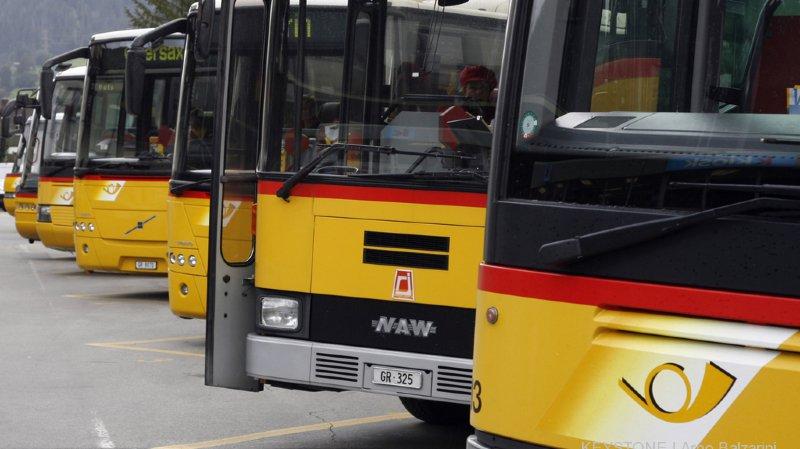 CarPostal: la direction reconnaît que la pression sur les chauffeurs était trop forte