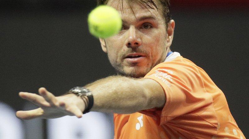 Tennis: Wawrinka progresse de treize rangs et remonte à la 75e place du classement mondial