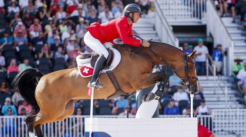 Hippisme - Jeux équestres mondiaux: la Suisse termine quatrième et se qualifie pour les JO