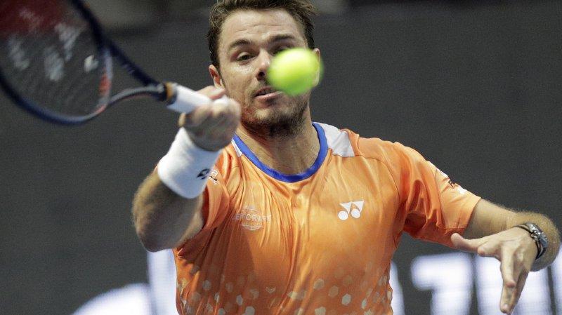 Tennis: Wawrinka s'incline en demi-finale à St-Pétersbourg