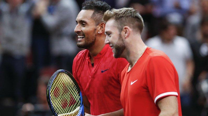 Tennis - LaverCup: le Reste du monde revient fort