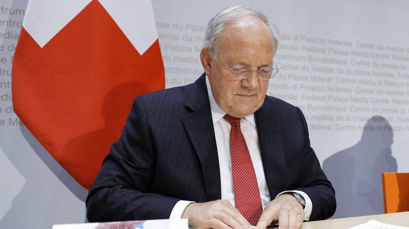 Johann Schneider-Ammann considère qu'il est possible de négocier un accord de libre-échange avec les États-Unis.