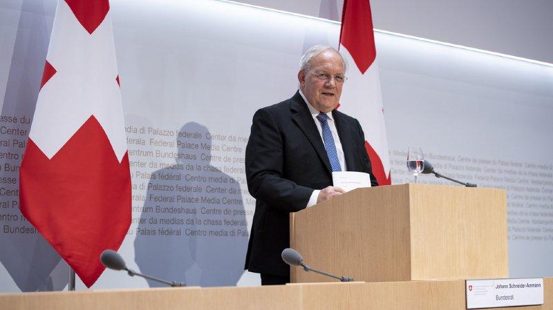 Démission de Schneider-Ammann: les politologues suisses établissent un bilan mitigé
