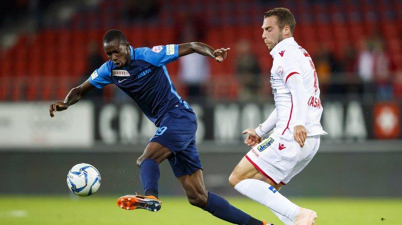 Le FC Sion a témoigné d'une certaine force de caractère pour ne jamais lâcher l'affaire contre un adversaire qui défend et qui contre à la perfection.