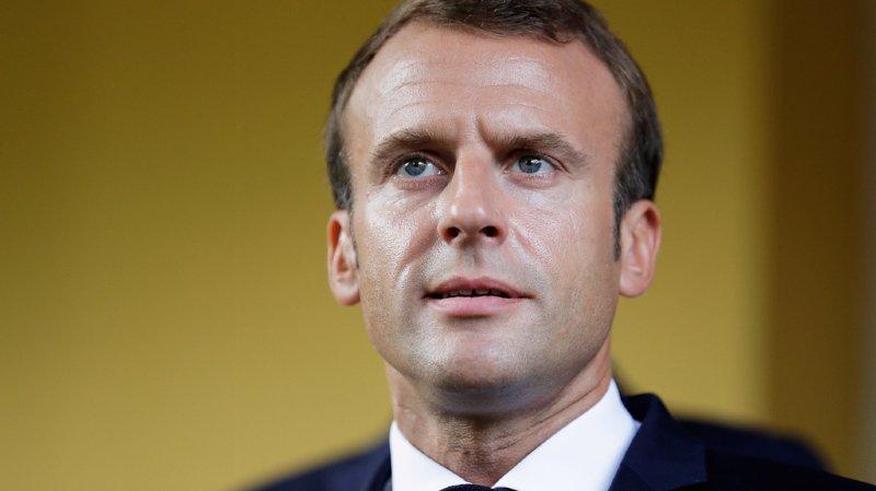 France: la cote de popularité d'Emmanuel Macron est au plus bas