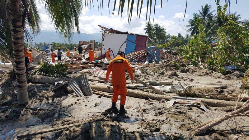 Séisme et Tsunami en Indonésie: la Suisse annonce l'envoi d'un premier groupe d'aide humanitaire