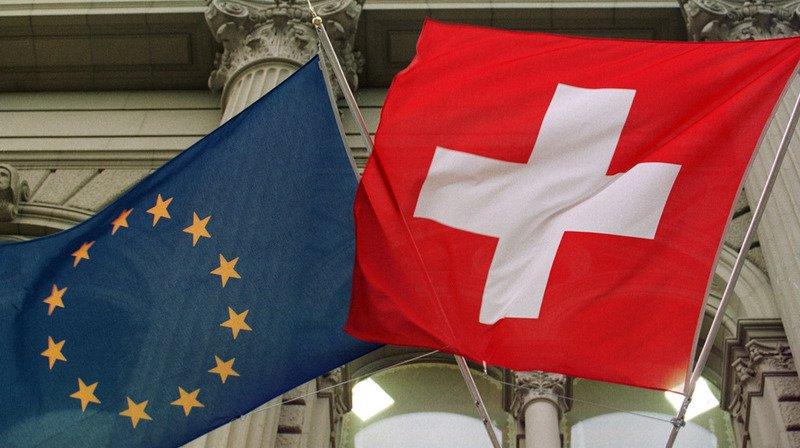 Les Suisses sont favorables à un accord-cadre avec l'Union europénne