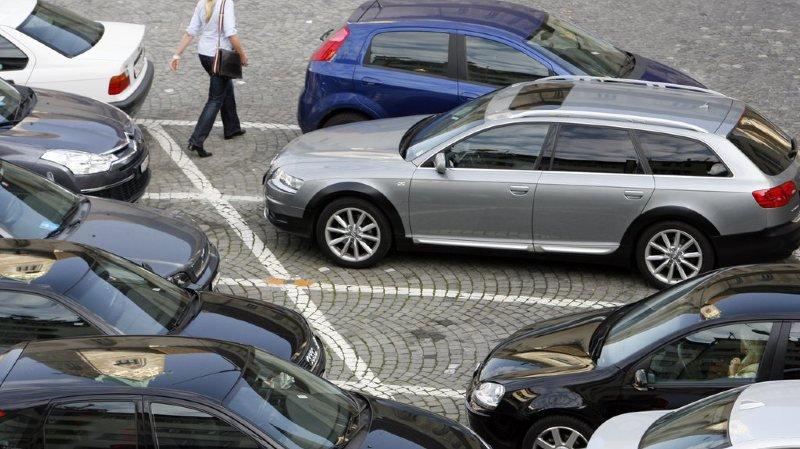 L'homme a ramené le véhicule lorsqu'il s'est rendu compte de son erreur. (illustration)