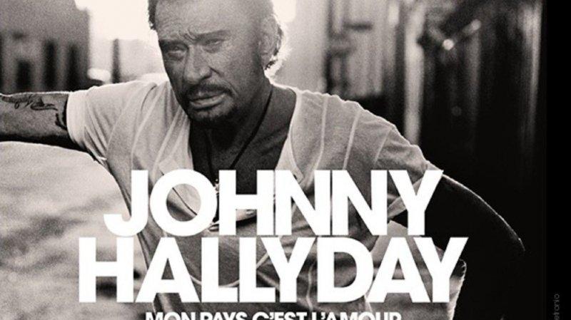 Musique: l'album posthume de Johnny Hallyday sortira le 19 octobre